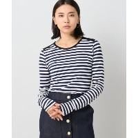 【HARVEY FAIRCLOTH 】 LONG SLEEVE FITTED T-SH:ボーダーTシャツ【ジャーナルスタンダード/JOURNAL STANDARD Tシャツ・カットソ...