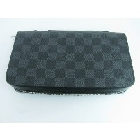 LOUIS VUITTON(ルイヴィトン)/ジッピーXL/長財布/ダミエ・グラフィット/ダミエ・グラフィット/【ランクS】(N41503)[BRANDOFF...