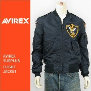AVIREX アビレックス フライトジャケット L-2A パッチド フライングタイガース AVIREX L-2A PATCHED FLYING TIGERS 6162163-86 ミリタリー...