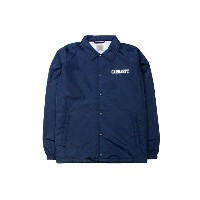 ●Carhartt WIP COLLEGE COACH JACKET (NAVY/WHITE)カーハート/コーチジャケット/紺
