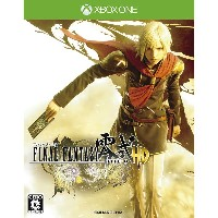【中古】[XboxOne]FINAL FANTASY 零式 HD (ファイナルファンタジー TYPE-0 HD)(20150319)【RCP】
