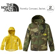 10%OFF 子供服 ノースフェイス THE NORTH FACE ノベルティー コンパクト ジャケット NOVELTY COMPACT JACKET NPJ71614-TY/CF