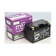 FT12A-BS【税込】 古河電池 バイク用バッテリー【電解液注入・充電済】 [FT12ABS]【返品種別A】【送料無料】【RCP】