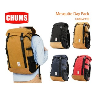 CHUMS チャムス CH60-2135<Mesquite Day Pack メスキートデイパック >※取り寄せ品