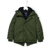 Ai Riders On The Storm Kids masked padded coat