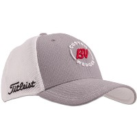送料無料★ボーケイ ツアー キャップ TITLEIST VOKEY CUSTOM WEDGE STRETCH TECH CAP CHARCOAL WHITE L/XL 39119