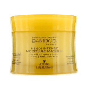 AlternaBamboo Smooth Kendi Intense Moisture Masque (For Strong Sleek Frizz-Free Hair)アルタナバンブー スムース...