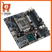 【送料無料】ECS H110S-2P [マザーボード Intel H110/LGA1151/DDR4/M.2/USB3.0 Type-C/MINI STX]