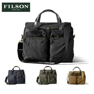 FILSON/フィルソン ダッフルバック24-HOUR TIN BRIEFCASE 70140 【カバン】日本正規品