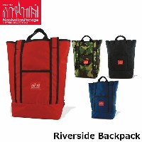 Manhattan Portage マンハッタン ポーテージ バックパック トートバッグ RIVERSIDE BACKPACK 1318 MP1318