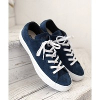 CONVERSE: SUEDE ALL STAR OX NAVY【シップス/SHIPS】