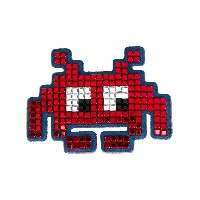Anya Hindmarch - Space Invaders ステッカー - women - PVC - ワンサイズ