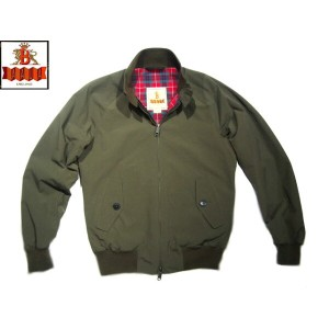 BARACUTA(バラクータ)/MODERN CLASSIC G9 JACKET/military green