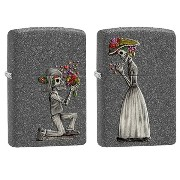 ジッポー ZIPPO Day of the Dead Skulls Set 28987