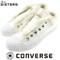 CONVERSE ALL STAR BOA-SLIP NS OX ホワイト
