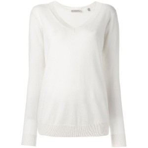 Vince - V-neck jumper - women - カシミア - M