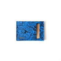 planar (プラナー) Card Case S (カードケース 財布) 【Blue Buenos Aires】