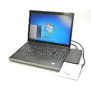 DELL Precision M6400 C2D-2.66GHz/2G/160GB/DVDRW/11n/17W/Win7 【中古】【20160916】