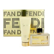 FendiFan Di Fendi Coffret: Eau De Parfum Spray 50ml/1.7oz + Body Lotion 75ml/2.5ozフェンディファン ディ...