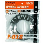 P-010-2P【税込】 KYO-EI Wheel Spacer Wheel Spacer [P0102P]【返品種別A】【RCP】