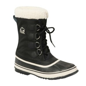 ★SOREL 〔ソレル レディーススノーブーツ〕 Winter Carnival NL1495/011 〔BLACK STONE〕〔z〕