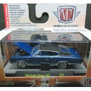 1/64scale M2 Machines 1966 Dodge Charger 383 ダッジ チャージャー