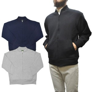 【3 COLOR】CAMBER(キャンバー) 【MADE IN U.S.A】 SWEAT BASEBALL JACKET(アメリカ製 スウェット ベースボールジャケット) ARCTIC...