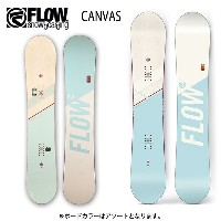 2016 FLOW フロー スノーボード 板 CANVAS