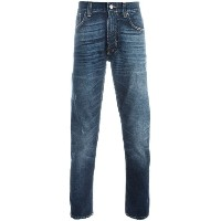 Nudie Jeans Co ストーンウォッシュ加工 スリムジーンズ