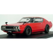1/18 Nissan Skyline 2000 GT-R (KPGC110) Red【IG0745】 【税込】 ignitionモデル [ignition IG0745 Nissan...