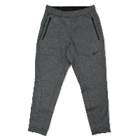 NIKE T-F THERMA SPHERE TAPERED PANT-CHA HTR【800216-071-CHARCOAL】