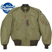 """BUZZ RICKSON'S/バズリクソンズ Jacket,Flying,Light Type L-2""""AMERICAN PAD & TEXTILE CO.""""1950 MODEL タイプL-2..."""