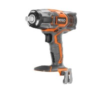 Ridgid R86010B 1/2 in. Impact Wrench (Tool Only) バッテリー and Charger Not インクルード 「汎用品」(海外取寄せ品)