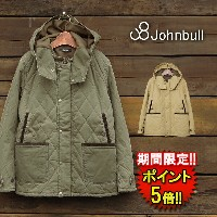 【Johnbull】 QUILTING JACKET (16476) Men's 2color □