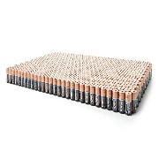 Duracell DuraLock Coppertop Alkaline Batteries (100 AA) 「汎用品」(海外取寄せ品)
