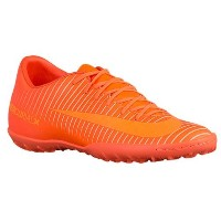 (取寄)ナイキ メンズ マーキュリアル ビクトリー 6 tr Nike Men's Mercurial Victory VI TF Total Orange Hyper Crimson Peach...
