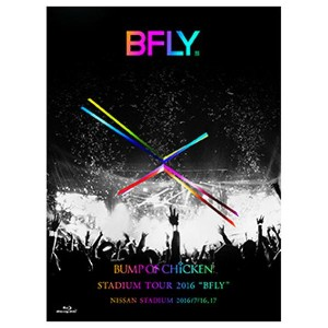 "【送料無料】バップ BUMP OF CHICKEN STADIUM TOUR 2016""BFLY""NISSAN STADIUM 2016/7/1617(通常盤) 【Blu-ray】 TFXQ..."
