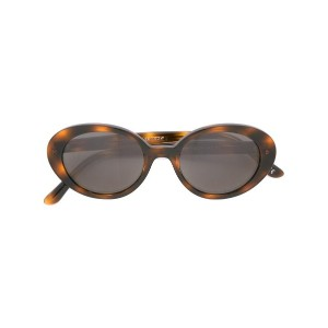 Oliver Peoples - Parquet べっ甲柄 サングラス - women - アセテート - 50
