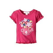 Pumpkin Patch Kids Sweet Pea Short Sleeve Top (Infant)P20Aug16