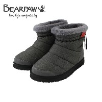 ◇20%OFF! ◇16FW Bearpaw(ベアパウ) Snow Fashion Short SNKR1 LT GRAY レディースブーツ