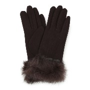 【sergio de rosa】fur gloves