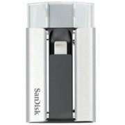 【送料無料】SanDisk(サンディスク) SDIX-032G-J57 Lightning⇔USB A【iPad/iPhone対応】 USB2.0メモリ[iOS/Mac/Win] iXpand ...