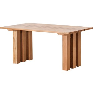 WAMORE DINING TABLE 150ワモア ダイニング テーブル 150 オーク・ウォルナット[D VECTOR PROJECT 300001]