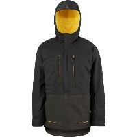 スコット Scott メンズ スノーボード ウェア【Vertic 2L Insulated Jacket】Black/Earth Grey