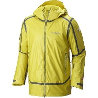 コロンビア Columbia メンズ スノーボード ウェア【OutDry Ex Diamond Snow Shell】Mineral Yellow