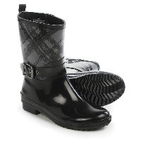 クーガー Cougar レディース シューズ・靴 ブーツ【Rage Rain Boots - Waterproof】Black Plaid