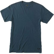 ルーカ RVCA メンズ トップス Tシャツ【Label Vintage Wash T-Shirt】Midnight