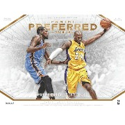 送料無料 NBA 2015-16 PANINI PREFERRED BASKETBALL[ボックス](34-87320)