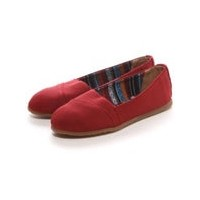 【SALE 60%OFF】ミネトンカ MINNE TONKA EVA(RED)