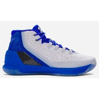 "Under Armour Curry 3 ""Aqua Camo""メンズ Steel/Team Royal-Carolina Blue アンダーアーマー バッシュ カリー3 Stephen Curry..."